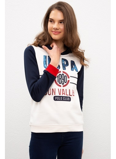 U.S. Polo Assn. Sweatshirt Ekru
